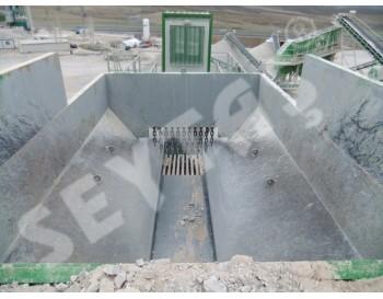 Kaya Besleme Bunkerleri